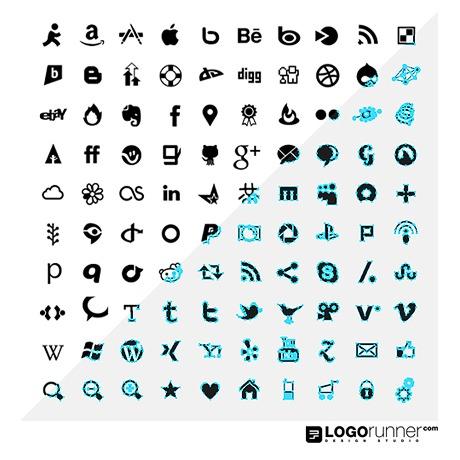 Free Social Media Icons Graphic Design Web Design Photographer